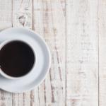 ブラックコーヒーを飲んでもOK!太らないためのコツは口直し!
